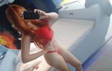 Mandou nudes selfie do motel