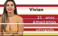 Vivian Amorin caiu na net Big Brother Brasil 2017
