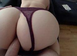 Sexo com gostosa do bumbum gigante